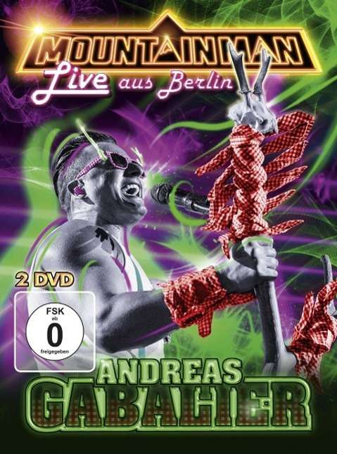 Andreas Gabalier Mountain Man Live Aus Berlin 2015 2 Dvds Jpc