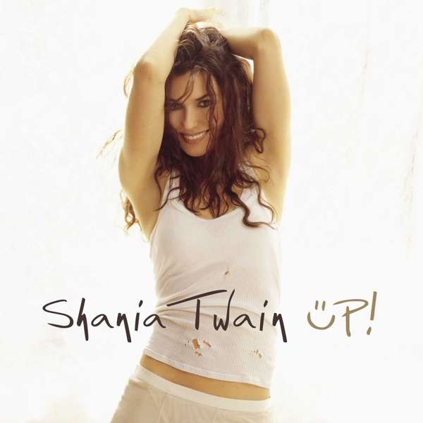 Shania Twain Up Limited Edition Green Vinyl Country