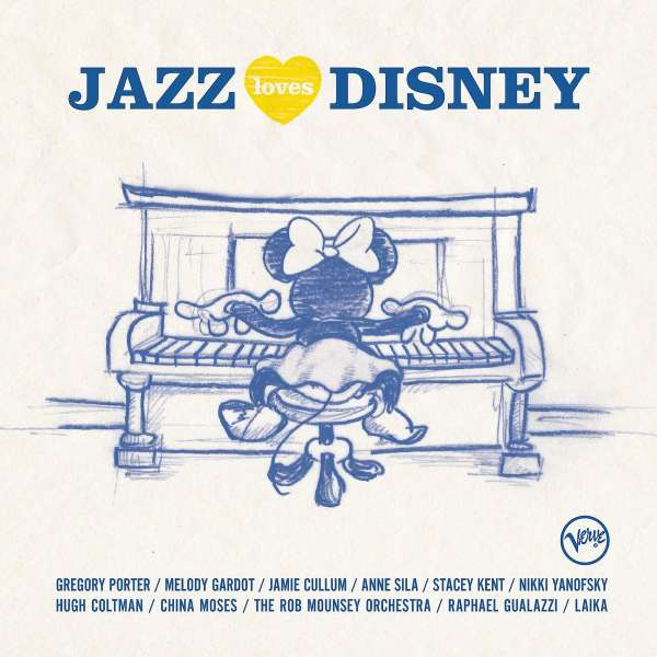 Jazz Loves Disney Cd Jpc
