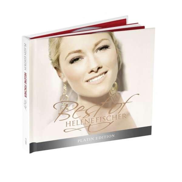 helene fischer best of limited platin edition cd dvd. Black Bedroom Furniture Sets. Home Design Ideas