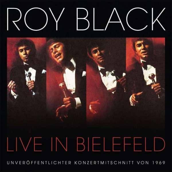 roy black live in bielefeld 1969 2 cds jpc. Black Bedroom Furniture Sets. Home Design Ideas