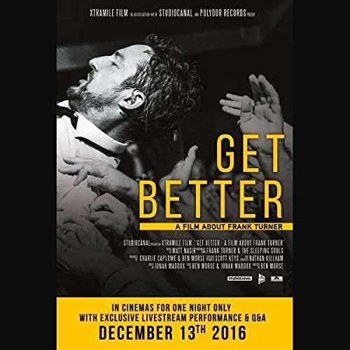 Frank Turner: Get Better: A Film About Frank Turner (DVD) – jpc