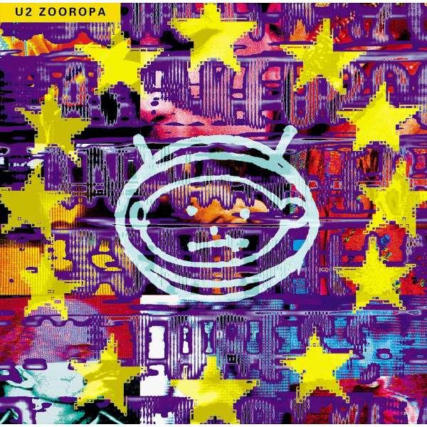 U2 Zooropa 2 Lp Jpc De