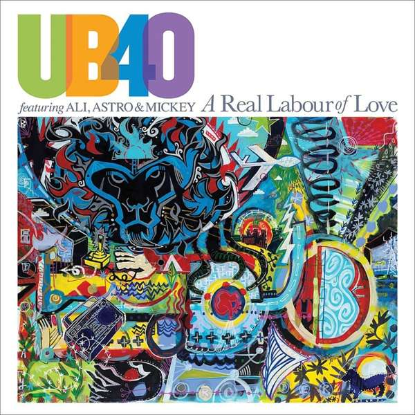 UB40: A Real Labour Of Love (CD) - jpc