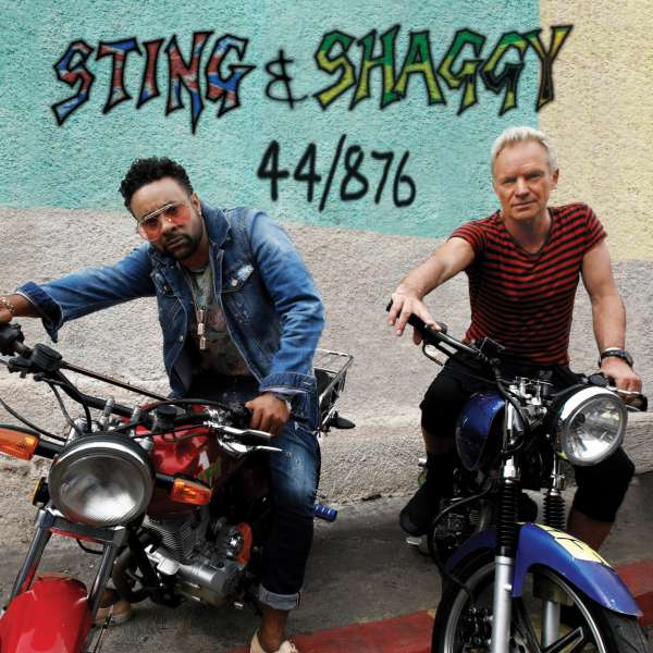 Sting & Shaggy: 44/876 (Limited-Deluxe-Edition)