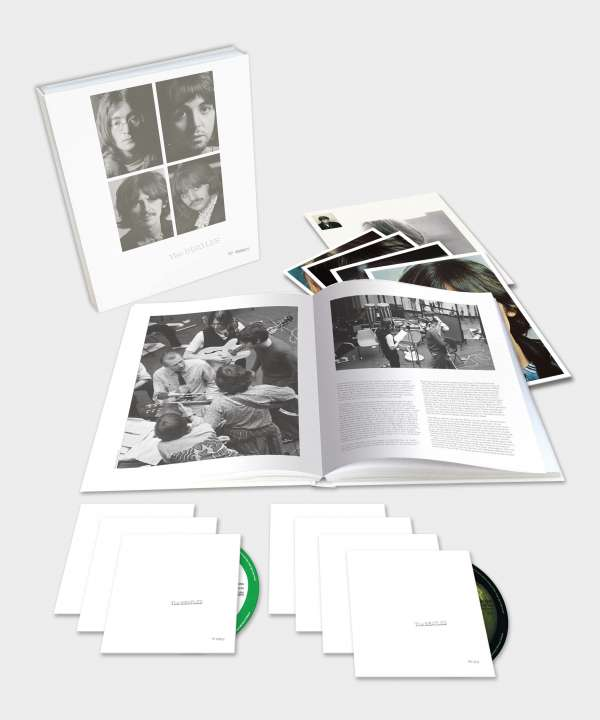 The Beatles The Beatles White Album Limited Numbered