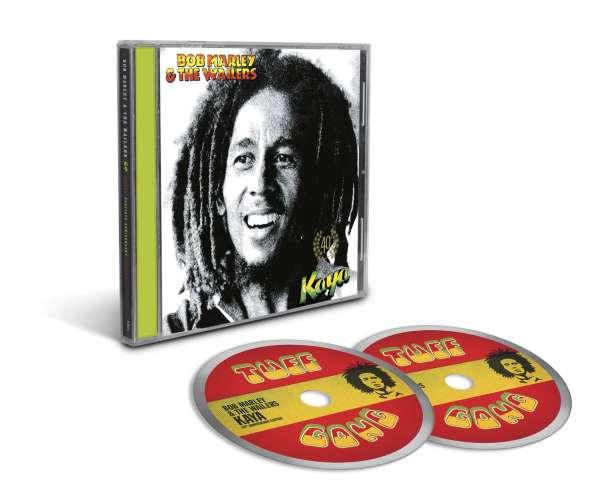 Bob Marley Kaya 40 2 Cds Jpc