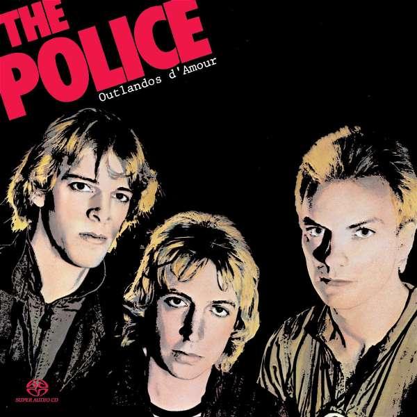 The Police Outlandos D Amour Cd Jpc