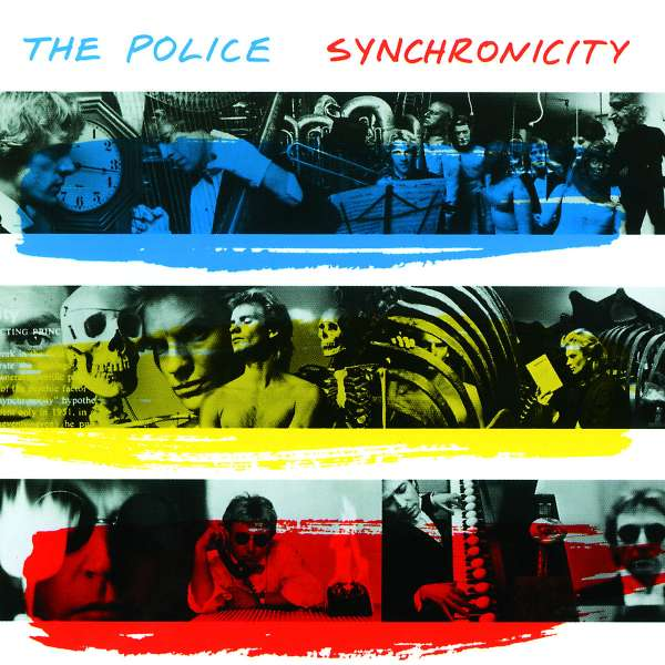 The Police Synchronicity Cd Jpc