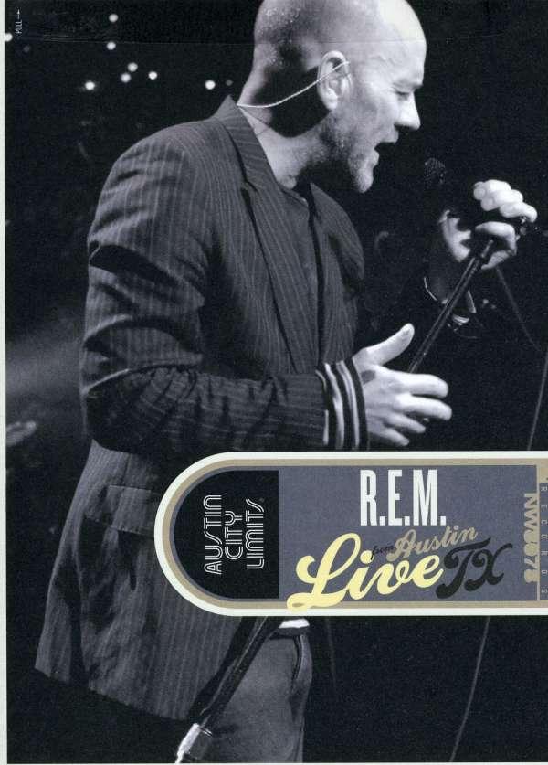 R.E.M.: Live From Austin Texas (DVD) – jpc