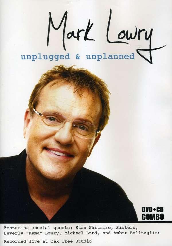 <b>Mark Lowry</b>: Unplugged &amp; Unplanned (DVD+CD) - 0614187174999
