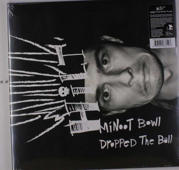 hilt minoot bowl dropped the ball limited edition brown vinyl