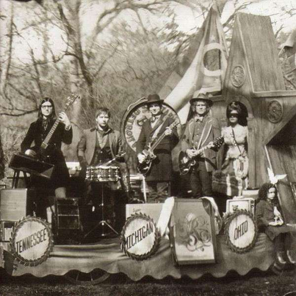 The Raconteurs Consolers Of The Lonely Cd Wom