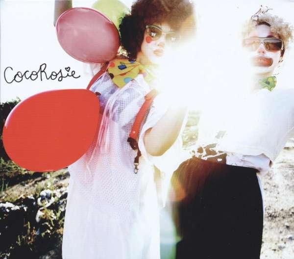 Cocorosie Heartache City Limited Edition Green Vinyl