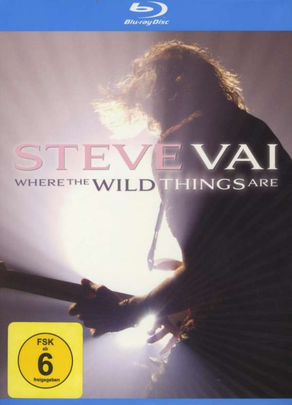 Steve Vai: Where The Wild Things Are: Live In Minneapolis ...