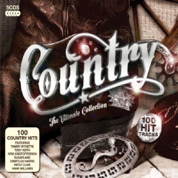 The Ultimate Collection Country Greats: Country: The Ultimate Collection (5 CDs)