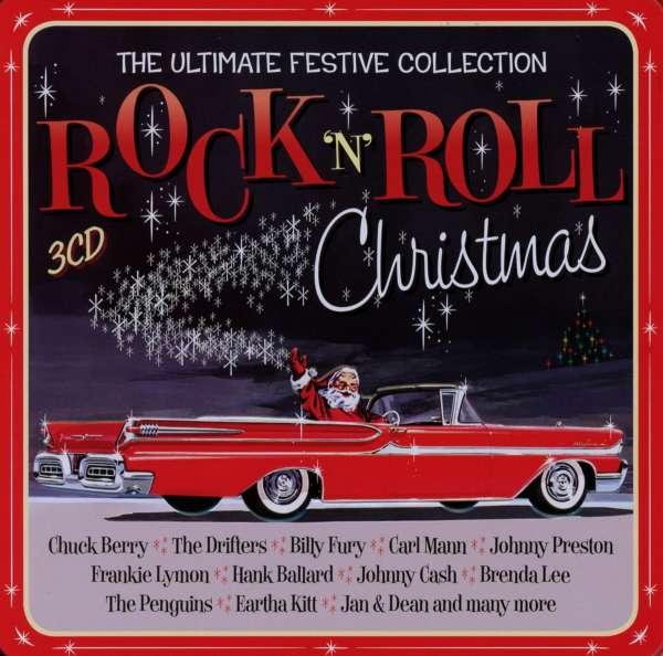 Rock N Roll Christmas Tree: Rock'n Roll Christmas (Limited-Edition) (Metallbox) (3 CDs