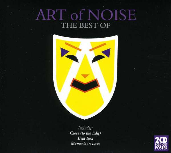 The Art Of Noise The Best Of Art Of Noise 2 Cds Jpc
