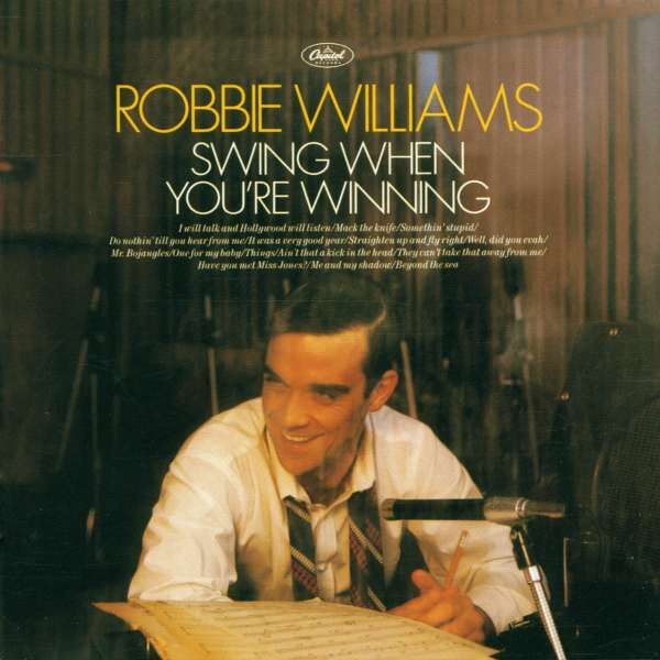robbie williams sing when you re winning