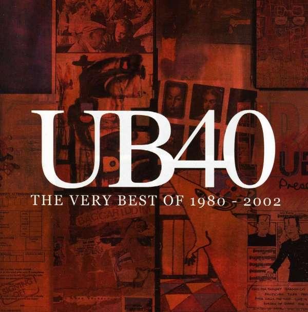 Ub40 The Very Best Of Ub 40 1980 2002 Cd Jpc