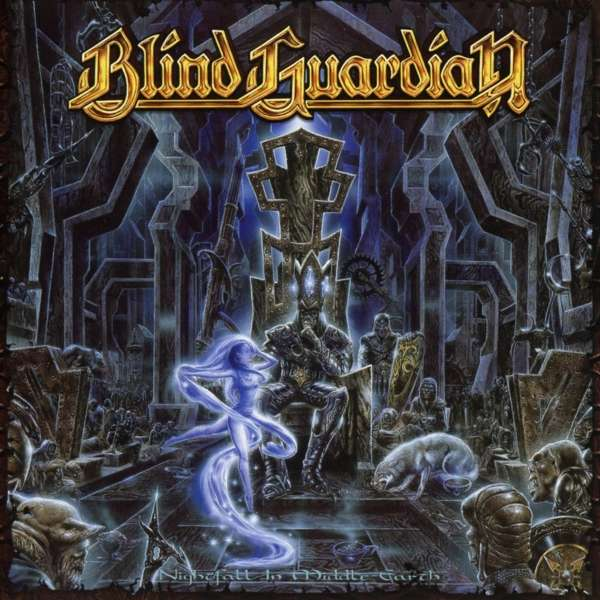 blind guardian nightfall in middle earth remastered 2007 cd jpc. Black Bedroom Furniture Sets. Home Design Ideas