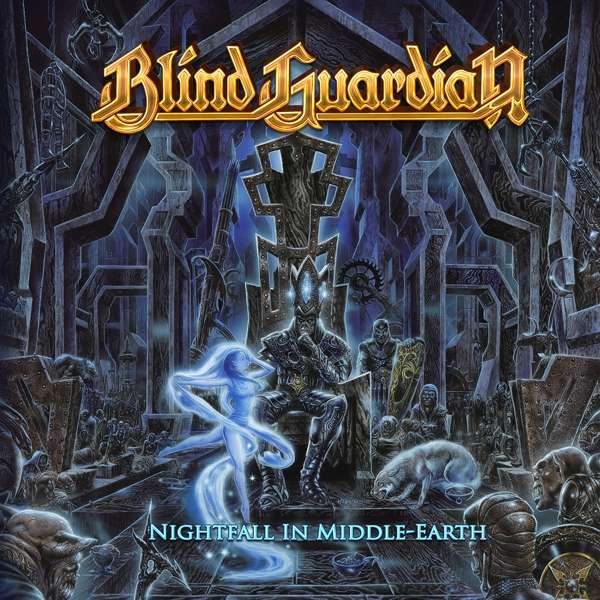 Blind Guardian Nightfall In Middle Earth Remixed