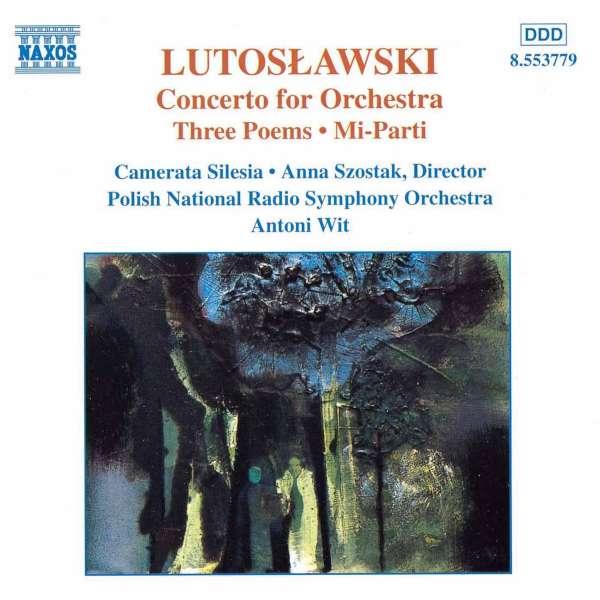 Lutoslawski Konzert Für Orchester