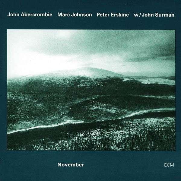 John Abercrombie November Cd Jpc
