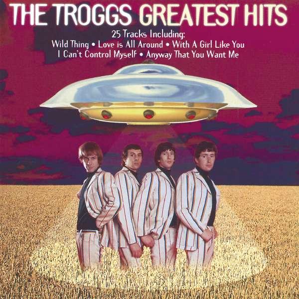 Troggs Greatest Hits Cd Jpc