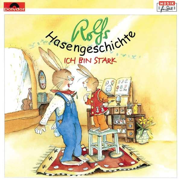 Rolfs Hasengeschichte - Ich bin stark (CD) - jpc