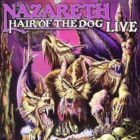 Nazareth Hair Of The Dog Live Cd Jpc