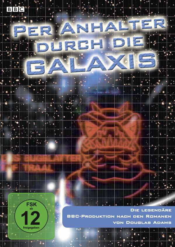 per anhalter durch die galaxis serie