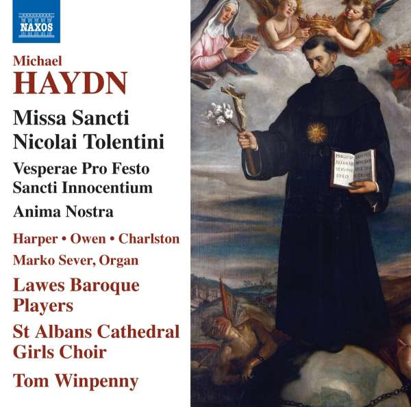 Michael Haydn: Missa Sancti Nicolai Tolentini MH 109 (CD) – jpc