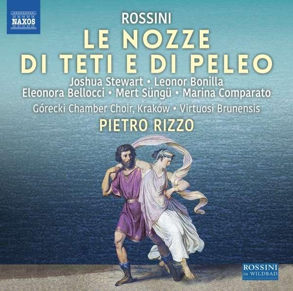 Gioacchino Rossini: Le Nozze di Teti e di Peleo (CD) – jpc