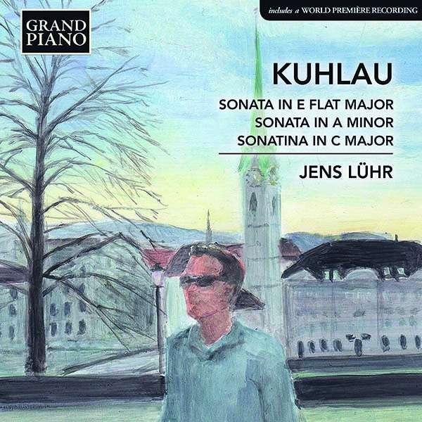Friedrich Kuhlau: Klaviersonaten opp.8a & 127 (CD) – jpc