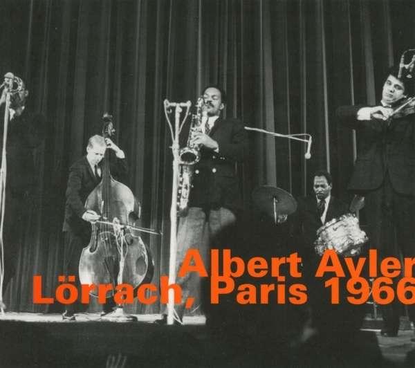 Albert Ayler L 246 Rrach Paris 1966 Cd Jpc