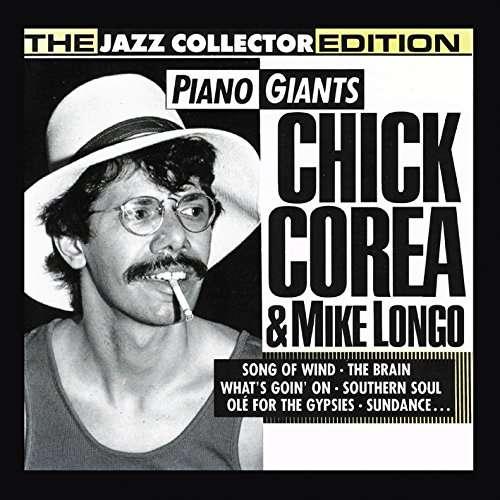 Chick Corea Mike Longo Piano Giants Cd Jpc