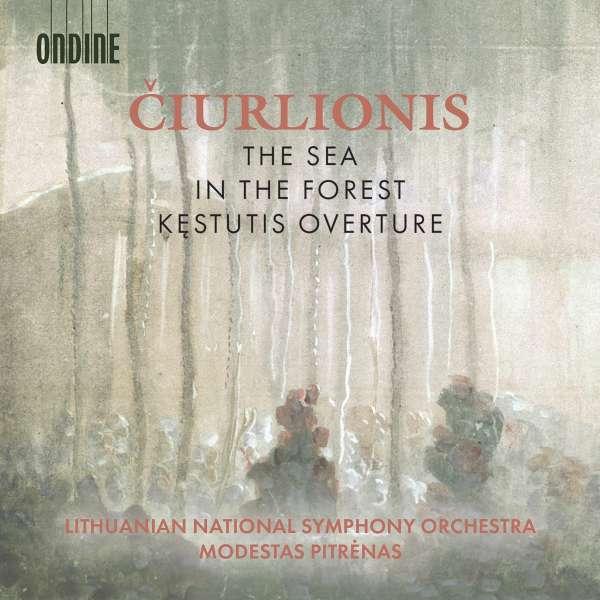 Mikalojus Konstantinas Ciurlionis (1875-1911): Orchesterwerke, CD