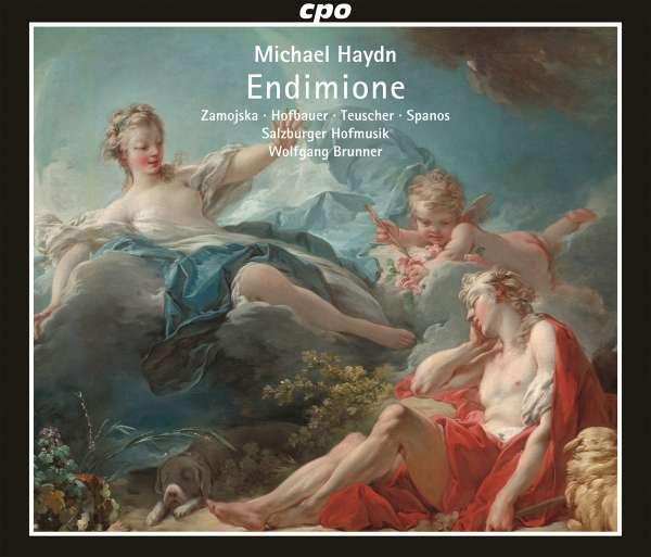 Michael Haydn: Endimione (Serenata in 2 Akten / 1776) (2 CDs) – jpc