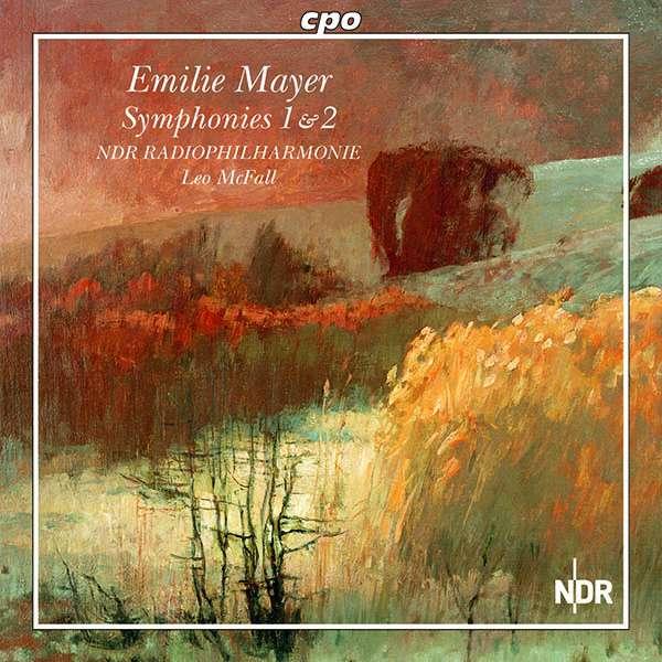 Emilie Mayer: Symphonien Nr.1 & 2 (CD) – jpc