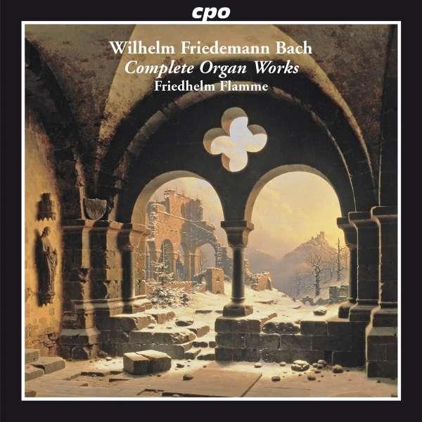 Wilhelm Friedemann Bach - Barthold Kuijken , Marc Hantai - Six Duets For Two Flutes
