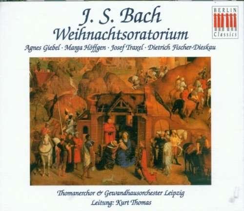 Thomanerchor* Thomanerchor Leipzig·, Gewandhausorchester Leipzig* Mitglieder Des Gewandhausorchesters Leipzig·- Johann Sebastian Bach* Bach - Ein Feste Burg Ist Unser Gott