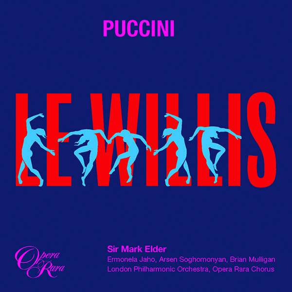 Giacomo Puccini (1858-1924): Le Villi (Original-Version 1884), CD
