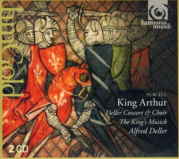 Henry Purcell King Arthur