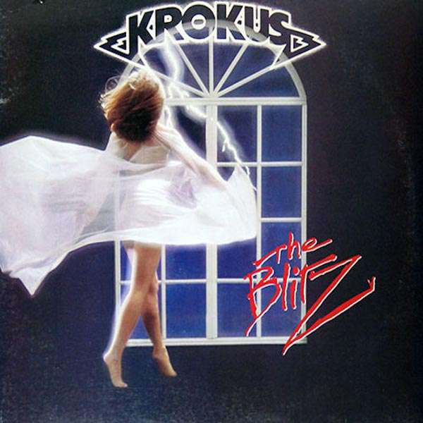 krokus the blitz 180g limited edition colored vinyl lp jpc. Black Bedroom Furniture Sets. Home Design Ideas