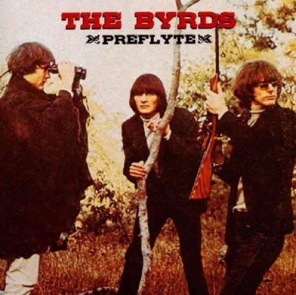 The Byrds Preflyte Bonus 2 Cds Jpc
