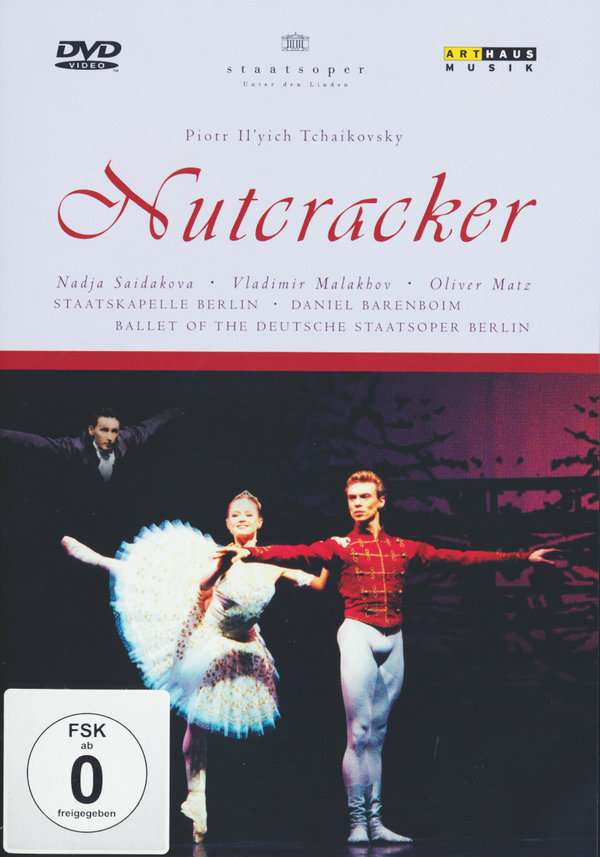 Ballett der staatsoper berlin nu knacker tschaikowsky for Nussknacker berlin