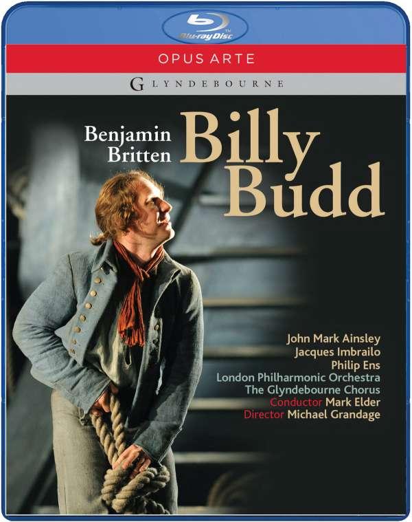 Benjamin Britten Billy Budd Op50 Blu Ray Disc Jpc