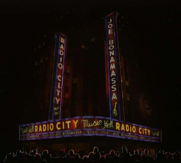 Joe Bonamassa: Live At Radio City Music Hall (CD