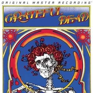 Grateful Dead Skull Amp Roses 180g Limited Numbered